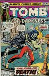 Cover for Tomb of Darkness (Marvel, 1974 series) #20