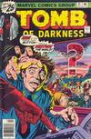 Cover for Tomb of Darkness (Marvel, 1974 series) #21