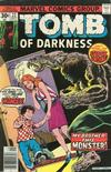 Cover for Tomb of Darkness (Marvel, 1974 series) #22