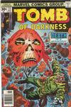 Cover for Tomb of Darkness (Marvel, 1974 series) #23