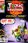 Cover for Toxic Crusaders (Marvel, 1992 series) #3