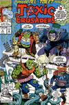Cover for Toxic Crusaders (Marvel, 1992 series) #4 [Direct]