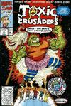 Cover for Toxic Crusaders (Marvel, 1992 series) #6 [Direct]
