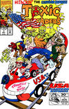 Cover for Toxic Crusaders (Marvel, 1992 series) #7