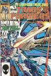 Cover for The Transformers (Marvel, 1984 series) #4 [Direct]
