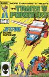 Cover for The Transformers (Marvel, 1984 series) #11 [Direct]