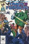 Cover for The Transformers (Marvel, 1984 series) #14 [Direct]