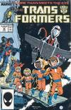 Cover for The Transformers (Marvel, 1984 series) #36 [Direct]