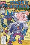 Cover for The Transformers (Marvel, 1984 series) #40 [Direct]