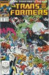 Cover Thumbnail for The Transformers (1984 series) #41 [Direct]