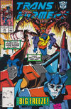 Cover for The Transformers (Marvel, 1984 series) #76 [Direct Edition]