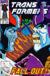Cover for The Transformers (Marvel, 1984 series) #77 [Direct Edition]
