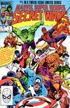 Cover for Marvel Super-Heroes Secret Wars (Marvel, 1984 series) #1 [Direct]