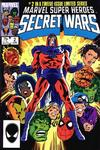 Cover for Marvel Super-Heroes Secret Wars (Marvel, 1984 series) #2 [Direct Edition]