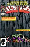 Cover for Marvel Super-Heroes Secret Wars (Marvel, 1984 series) #4 [Direct]