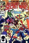Cover for Marvel Super-Heroes Secret Wars (Marvel, 1984 series) #5 [Direct]