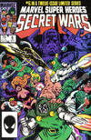Cover for Marvel Super-Heroes Secret Wars (Marvel, 1984 series) #6 [Direct Edition]
