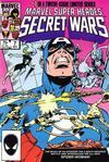 Cover for Marvel Super-Heroes Secret Wars (Marvel, 1984 series) #7 [Direct]