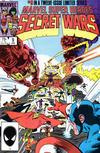 Cover for Marvel Super-Heroes Secret Wars (Marvel, 1984 series) #9 [Direct]