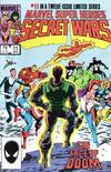 Cover for Marvel Super-Heroes Secret Wars (Marvel, 1984 series) #11 [Direct Edition]