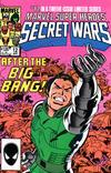 Cover for Marvel Super-Heroes Secret Wars (Marvel, 1984 series) #12 [Direct]