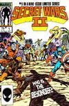 Cover for Secret Wars II (Marvel, 1985 series) #1 [Direct]