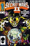 Cover for Secret Wars II (Marvel, 1985 series) #3 [Direct]