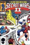 Cover for Secret Wars II (Marvel, 1985 series) #4 [Direct]
