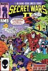 Cover for Secret Wars II (Marvel, 1985 series) #5 [Direct]