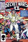 Cover for Secret Wars II (Marvel, 1985 series) #6 [Direct]