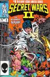 Cover for Secret Wars II (Marvel, 1985 series) #8 [Direct]