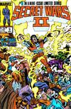 Cover for Secret Wars II (Marvel, 1985 series) #9 [Direct]