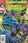 Cover for Transformers: Generation 2 (Marvel, 1993 series) #2 [Newsstand]