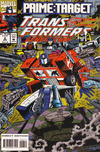 Cover for Transformers: Generation 2 (Marvel, 1993 series) #6