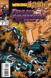 Cover for Transformers: Generation 2 (Marvel, 1993 series) #9