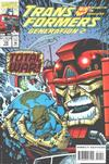 Cover for Transformers: Generation 2 (Marvel, 1993 series) #10