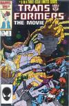 Cover for Transformers: The Movie (Marvel, 1986 series) #3 [Direct Edition]