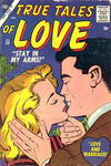 Cover for True Tales of Love (Marvel, 1956 series) #28