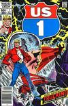 Cover Thumbnail for U.S. 1 (1983 series) #1 [Newsstand]