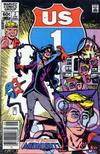Cover for U.S. 1 (Marvel, 1983 series) #2 [Newsstand Edition]