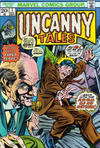 Cover for Uncanny Tales (Marvel, 1973 series) #1