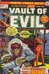 Cover for Vault of Evil (Marvel, 1973 series) #1