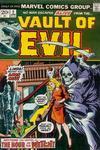 Cover for Vault of Evil (Marvel, 1973 series) #2