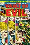 Cover for Vault of Evil (Marvel, 1973 series) #7