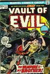 Cover for Vault of Evil (Marvel, 1973 series) #8