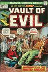 Cover for Vault of Evil (Marvel, 1973 series) #12