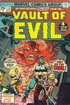 Cover for Vault of Evil (Marvel, 1973 series) #13