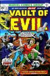 Cover for Vault of Evil (Marvel, 1973 series) #17