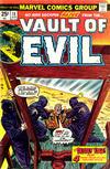 Cover for Vault of Evil (Marvel, 1973 series) #18