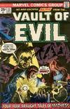 Cover for Vault of Evil (Marvel, 1973 series) #22